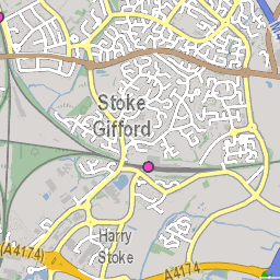Map Of Bristol Uk.Bristol Know Your Place