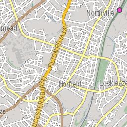 Map of scheme areas - bristol.gov.uk Scheme Map on