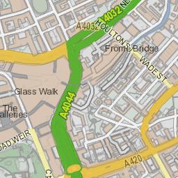 Map Of Bristol Uk.Map Of Bristol City Centre Bristol Gov Uk