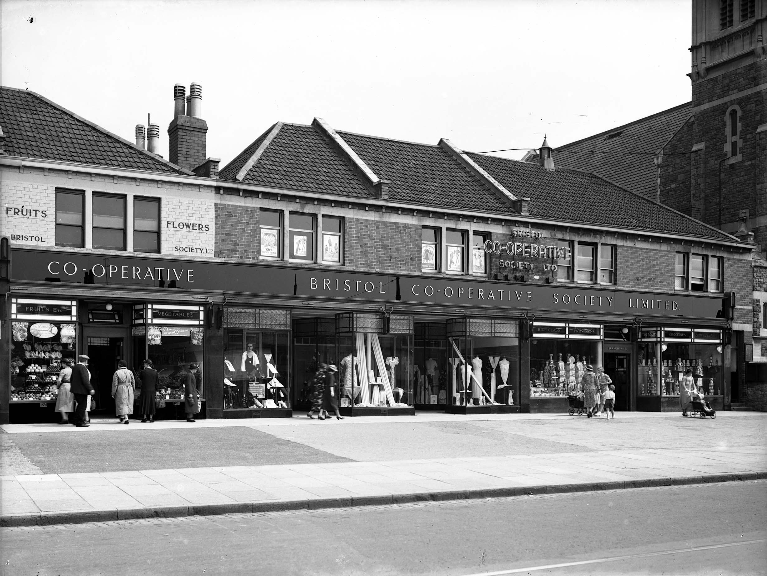 281, Gloucester Road dated 1932 from KnowYourPlace